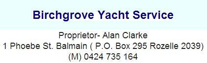 Birchgrove Yacht Service