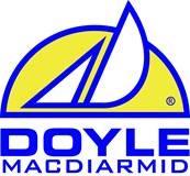 Doyle-Macdiarmid_Sails_Logo